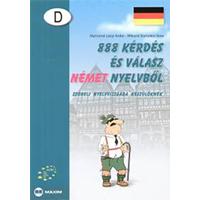 888 Kérdés és Válasz Német Nyelvből Szóbeli Nyelvvizsgára