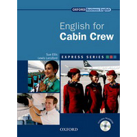 English For Cabin Crew (Incl.Multirom) Express Series