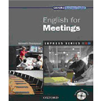 English For Meetings (Incl.Multirom) - Express Series