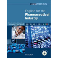 English For Pharmaceutical Industry (Incl. Multirom) Express Series