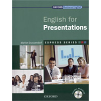 English For Presentations (Incl.Multirom)-Express Series
