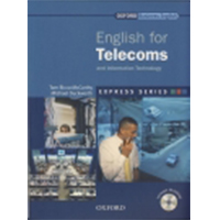 English For Telecoms and It SB (Multirom Pack)